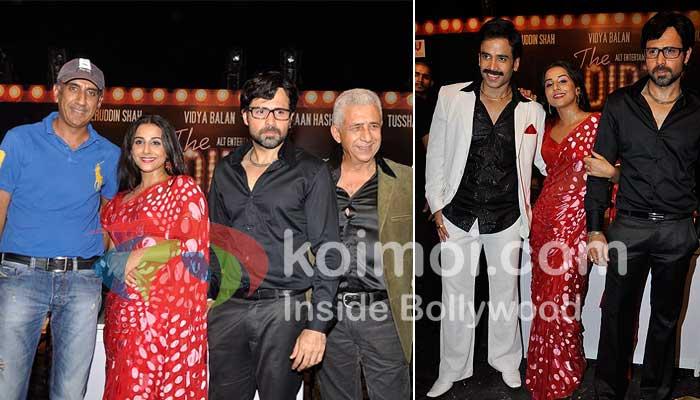 Vidya Balan, Emraan Hashmi, Naseeruddin Shah Tusshar Kapoor