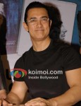 Aamir Khan At Dhobi Ghat DVD Launch