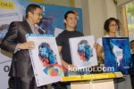 Aamir Khan, Kiran Rao At Dhobi Ghat DVD Launch