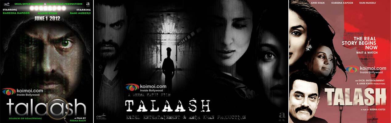 Aamir khan in Talash