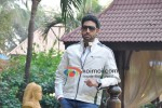 Abhishek Bachchan At Players Media Meet