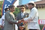 Abhishek Bachchan At Race Course