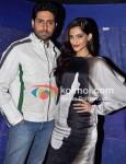 Abhishek Bachchan, Sonam Kapoor At Players Media Meet