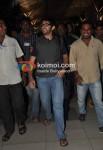 Aditya Thackeray At Airport