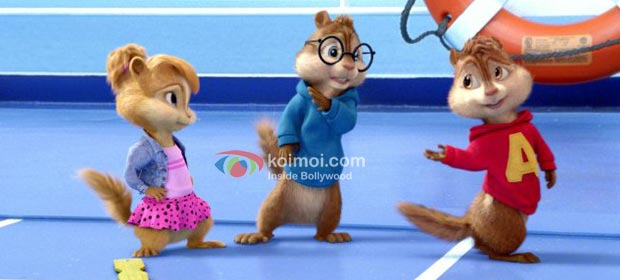 Alvin and the Chipmunks: Chipwrecked Review (Alvin and the Chipmunks: Chipwrecked Movie Stills)