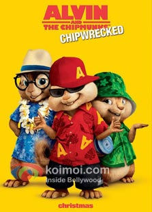 Alvin and the Chipmunks: Chipwrecked Review (Alvin and the Chipmunks: Chipwrecked Movie Poster)