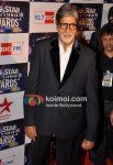 Amitabh Bachchan At BIG Star Awards