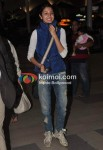 Anushka Sharma At Airport