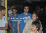 Arbaaz khan's Family Watches Mission Impossible 4