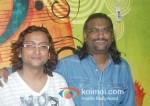 Atul Gogavale, Ajay Gogavale At Agneepath Music Launch
