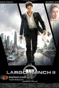Burma Conspiracy largo winch Movie Poster