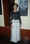 Dia Mirza At Art event of JW Marriott
