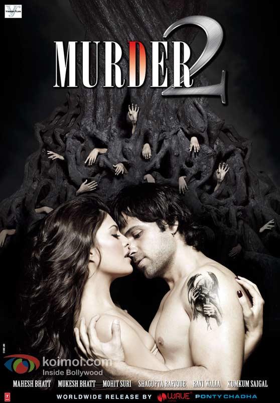Emraan Hashmi, Jacqueline Fernandez Murder 2 Movie Poster