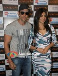 Hrithik Roshan, Priyanka Chopra At Unveil Agneepath Trailer