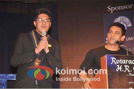 Junaid Khan, Aamir Khan