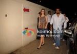 Kalki Koechlin, Anurag Kashyap At Don 2 Special Screening