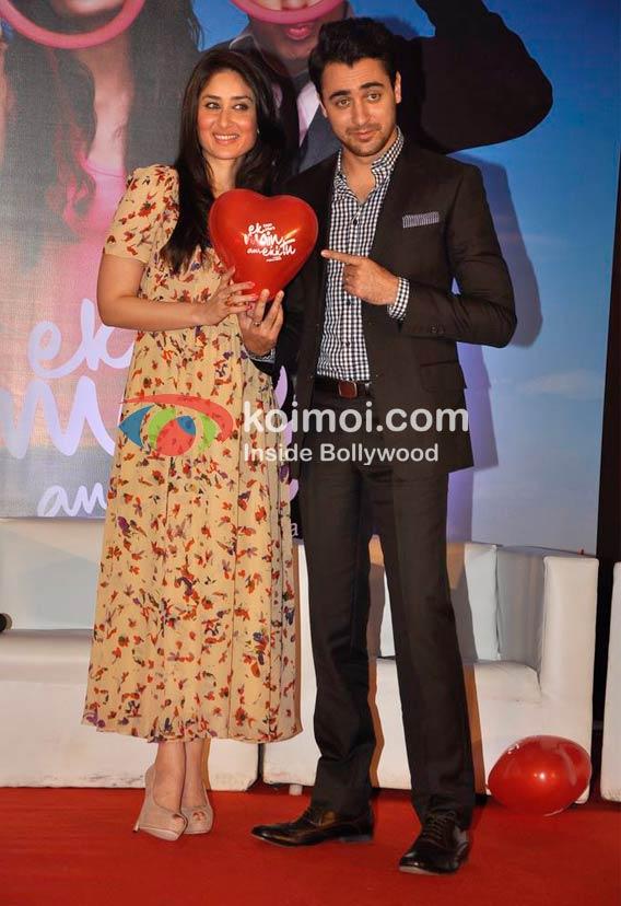 Kareena Kapoor, Imran Khan