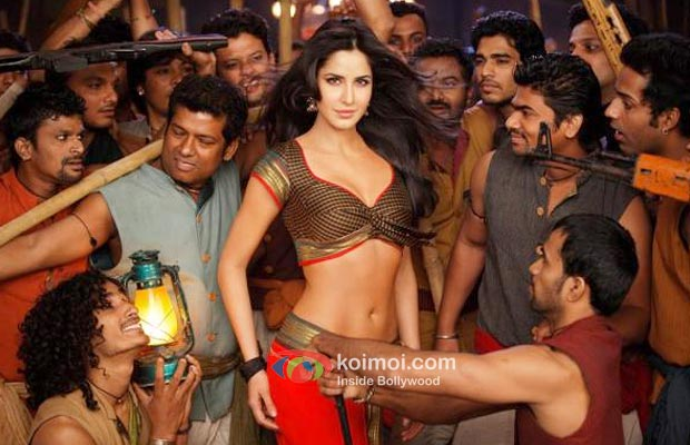 Katrina Kaif Agneepath Movie Song Chikni Chameli