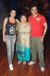 Kulraj Randhwa, Saroj Khan, Tusshar Kapoor On The Sets Of Saroj Khan's Dance Show