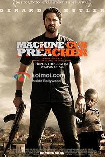 Machine Gun Preacher Movie Poster