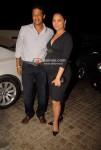 Mahesh Bhupathi, lara Dutta At Don 2 Special Screening