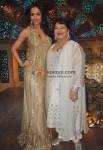 Malaika Arora Khan, Saroj Khan On Sets Of Saroj Khan's Show