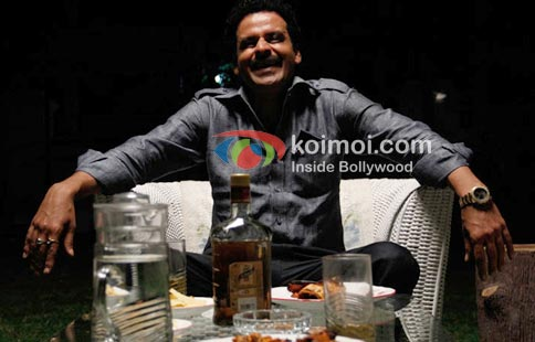 Manoj Bajpai In Lanka
