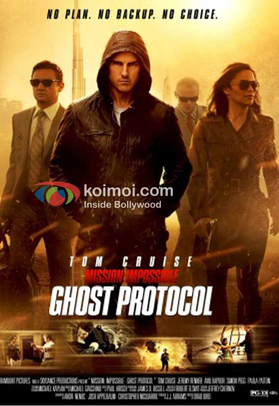 Mission Impossible Ghos -Protocol
