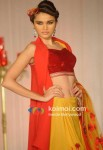 Models At Kimaya Fashion Show