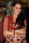 Neha Dhupia Promot Pappu Can't Dance Saala
