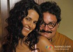 Neha Dhupia ,Vinay Pathak Pappu Can't Dance Saala Movie Stills
