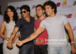 Priyanka Chopra, Ritesh Sidhwani, Shah Rukh Khan, Farhan Akhtar Launches Don 2 Game