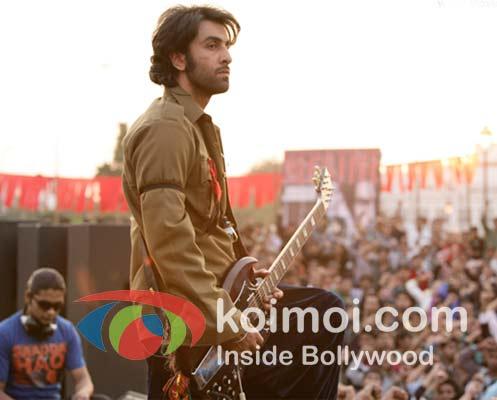 Ranbir Kapoor in Rockstar