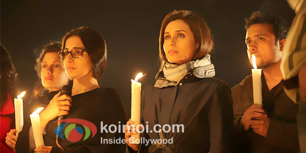 Rani Mukerji, Vidya Balan In No One Killed Jessica