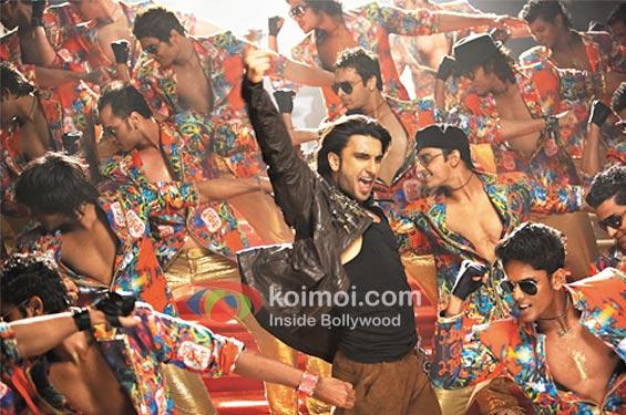 Ranveer Singh In Ladies Vs Ricky Bahl