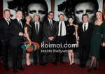 Robin Wright ,Yorick van Wageningen, Daniel Craig, Rooney Joely Richardson At Event of The Girl with the Dragon Tattoo Premiere