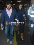 Saif Ali Khan, Kareena Kapoor Off For A Vacation