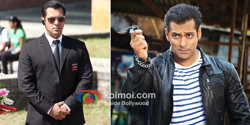 Salman Khan in Bodyguard and Ready