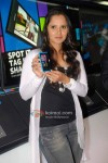 Sania Mirza At A Mobile Launch