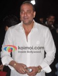 Sanjay Dutt At Unveil Agneepath Traile
