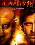 Sanjay Dutt, Hrithik Roshan Agneepath Movie Poster