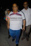 Satish Kaushik At Dev Anand's Prayer Meet