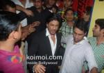 Shah Rukh Khan At Don 2 Special Screening
