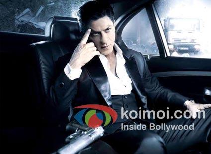 Shah Rukh Khan Don 2