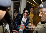 Shah Rukh Khan Leave For Don 2 Promotions-In Dubai