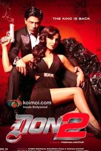Shah Rukh Khan, Priyanka Chopra In Don 2