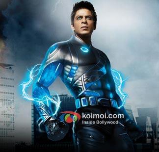 Shah Rukh Khan Ra.one
