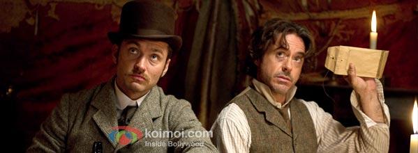Sherlock Holmes: A Game Of Shadows Stills