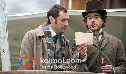 Sherlock Holmes A Game of Shadows Movie Stills