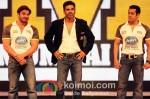 Sohail Khan, Sunil Shetty, Salman Khan At CCL 2 Curtain Raiser